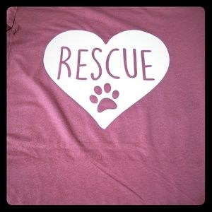 Rescue sift unisex tee